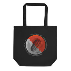 The Next Giant Leap Tote Bag