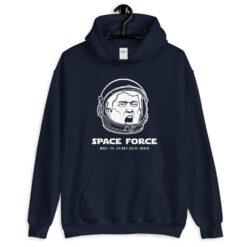 Trump Space Force Hoodie