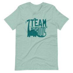 Team Herbivore Dinosaur T-Shirt