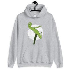 Running Alien Hoodie