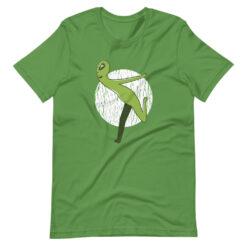 Running Alien T-Shirt
