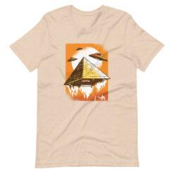 UFO Pyramid T-Shirt
