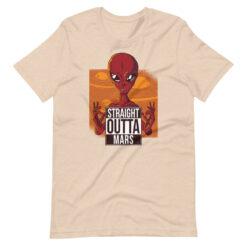 Straight Outta Mars T-Shirt