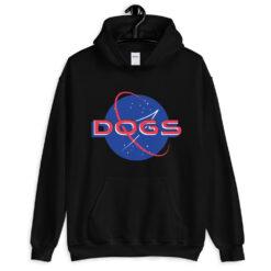 Space Dogs Hoodie