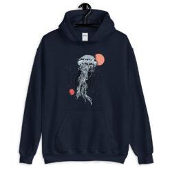 Space Jellyfish Hoodie