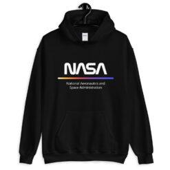 NASA Spectrum Hoodie