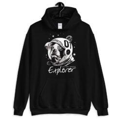 Astro Dog Hoodie