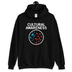 Cultural Awareness Hoodie
