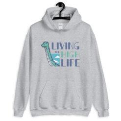 High Life Sauropod Hoodie