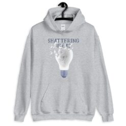 Shattering Ideas Hoodie