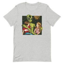 Talk to Strangers Alien T-Shirt