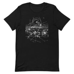 Particle Tracks T-Shirt