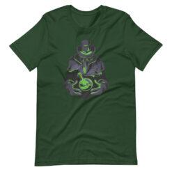 Plague Doctor Alchemist T-Shirt