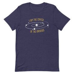 Center Of The Universe T-Shirt