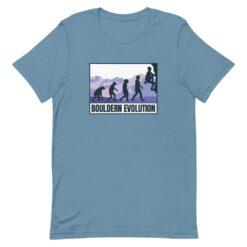 Bouldering Evolution T-Shirt