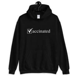 Vaccinated Hoodie