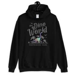 The Dino World Hoodie