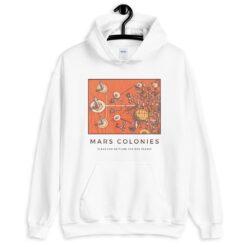 Mars Colonies Hoodie
