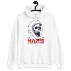 Die On Mars Hoodie