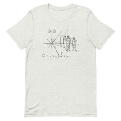 The Pioneer Plaque T-Shirt