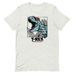 T-Rex King of The Jungle T-Shirt