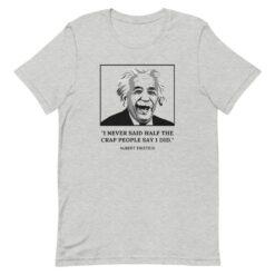 Einstein Funny Quote T-Shirt