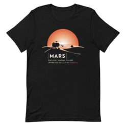 The Robot Planet T-Shirt