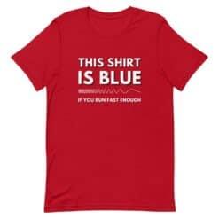 Redshift Funny Physics T-Shirt