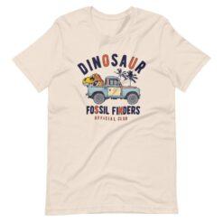 Dinosaur Fossil Finders T-Shirt