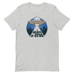 I Believe In UFO T-Shirt